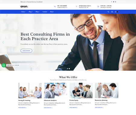 Home Consulting Firms 2